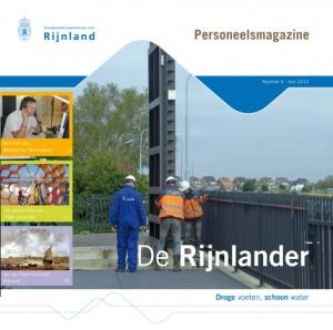 Huisstijl Hoogheemraadschap van Rijnland